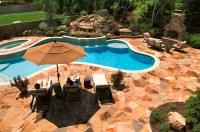 Inground Pool Deck  which to choose? | Backyard Design Ideas