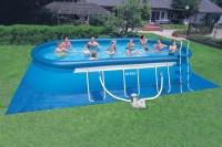 Intex Portable Swimming Pools | Backyard Design Ideas