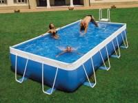 Portable Above Ground Swimming Pools | Backyard Design Ideas