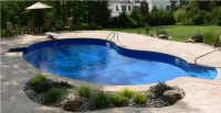 Price Of Small Inground Pool | Backyard Design Ideas