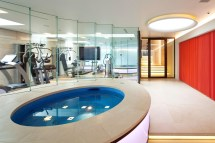Indoor Swimming Pool Designs Gym