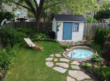 Small Inground Swimming Pool Kits   Backyard Design Ideas