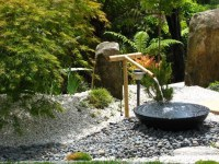 Water Feature In Backyard