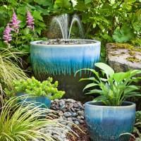 Backyard Water Fountains DIY | Backyard Design Ideas
