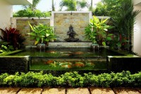 Building Garden Pond Fountains
