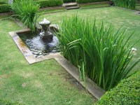 Landscaping Ideas Water Fountains | Backyard Design Ideas
