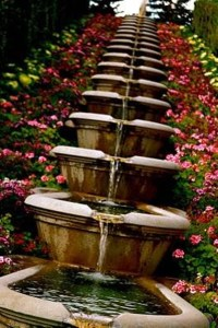 Pictures Of Backyard Water Fountains