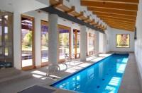 Portable Indoor Lap Pool | Backyard Design Ideas