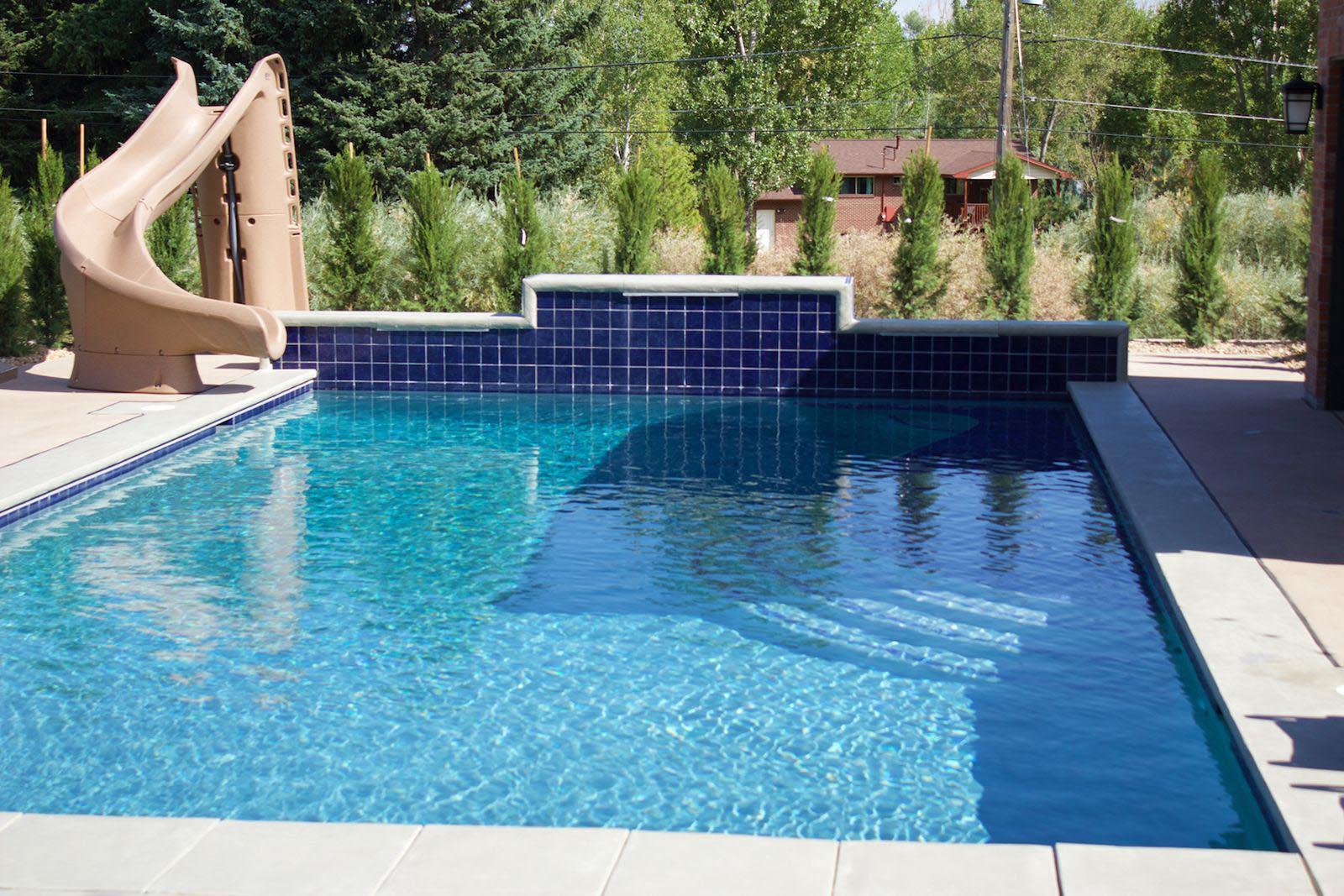 Slide For Backyard Pool