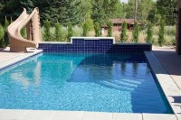Slide For Backyard Pool | Backyard Design Ideas