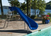 Water Slide For Backyard Pool