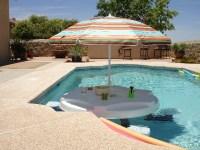 Aquapub Floating Pool Bar | Backyard Design Ideas
