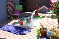 Cinder Block Swimming Pool DIY | Backyard Design Ideas