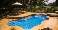 DIY Inground Swimming Pool Kits | Backyard Design Ideas