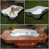 DIY Swimming Pool Fountain | Backyard Design Ideas