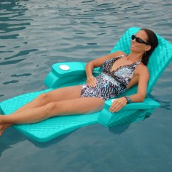 Pool Floating Lounge Chair Doll Bouncy Bar With Chairs Backyard Design Ideas
