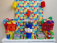 Kid Pool Party Food Ideas