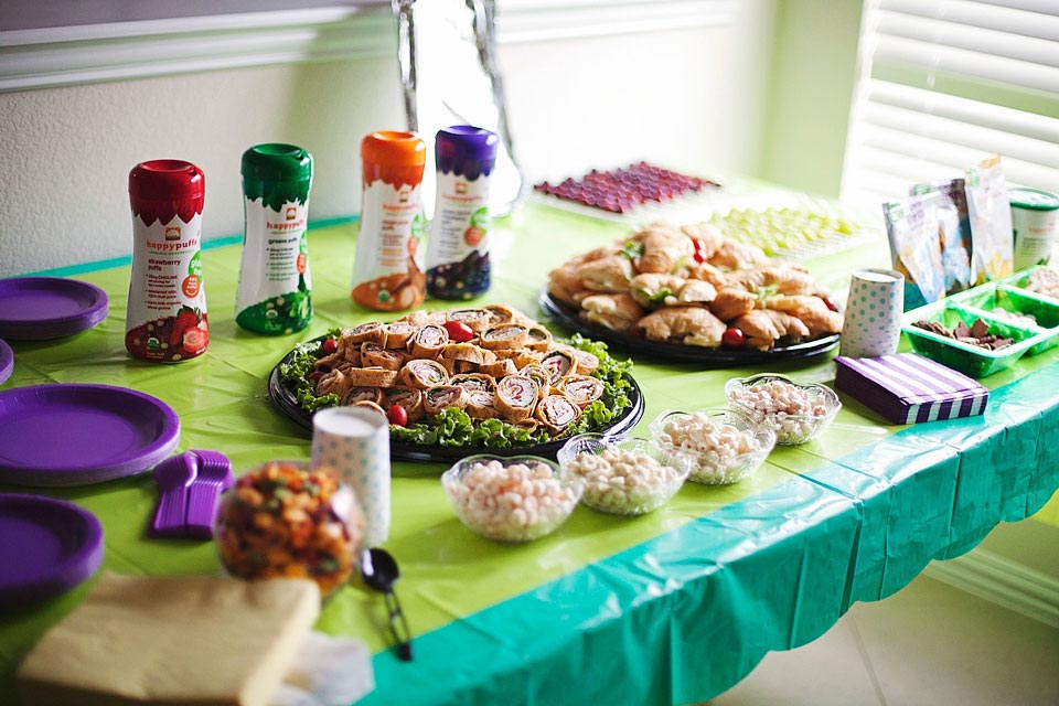 Menu Ideas For Kids Pool Party