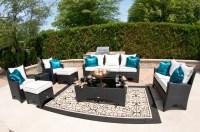 Outdoor Pool Patio Furniture | Backyard Design Ideas