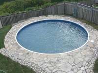 Beauty of a Small Swimming Pool