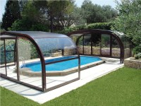 Swimming Pool Enclosures DIY | Backyard Design Ideas