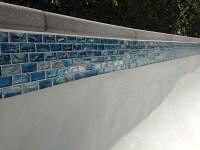 Swimming Pool Waterline Tile | Backyard Design Ideas