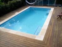 Waterline Tiles For Swimming Pools | Backyard Design Ideas