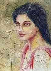 Basanta Aphuran by Saswati Nandi