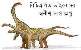 Read more about the article Bichitro Joto Dinosor : Anish Das Apu ( বাংলা অনুবাদ ই বুক : বিচিত্র যত ডাইনোসর )