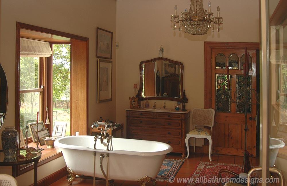 Antique Bathrooms  Design Ideas To Create Your Vintage