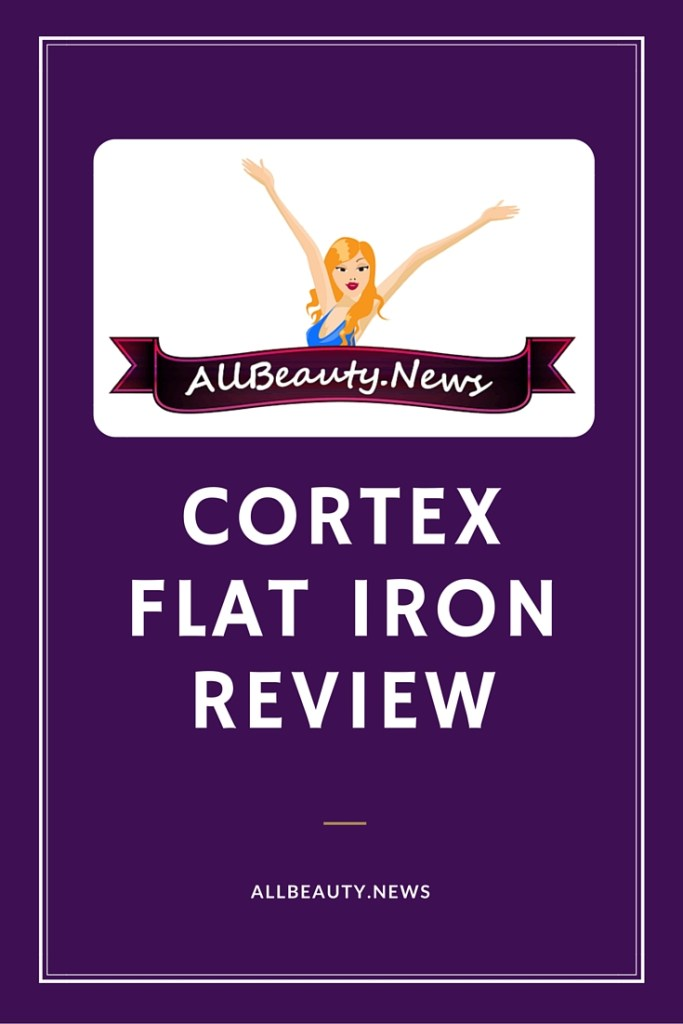 Cortex Flat Iron Customer Reviews