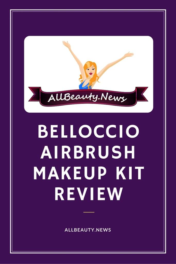 Belloccio Airbrush Makeup Kit Reviews