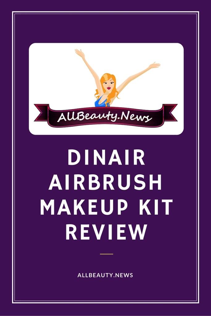 Dinair Airbrush Makeup Kit Reviews