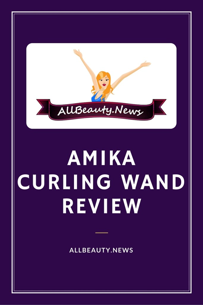Amika Curling Wand Reviews