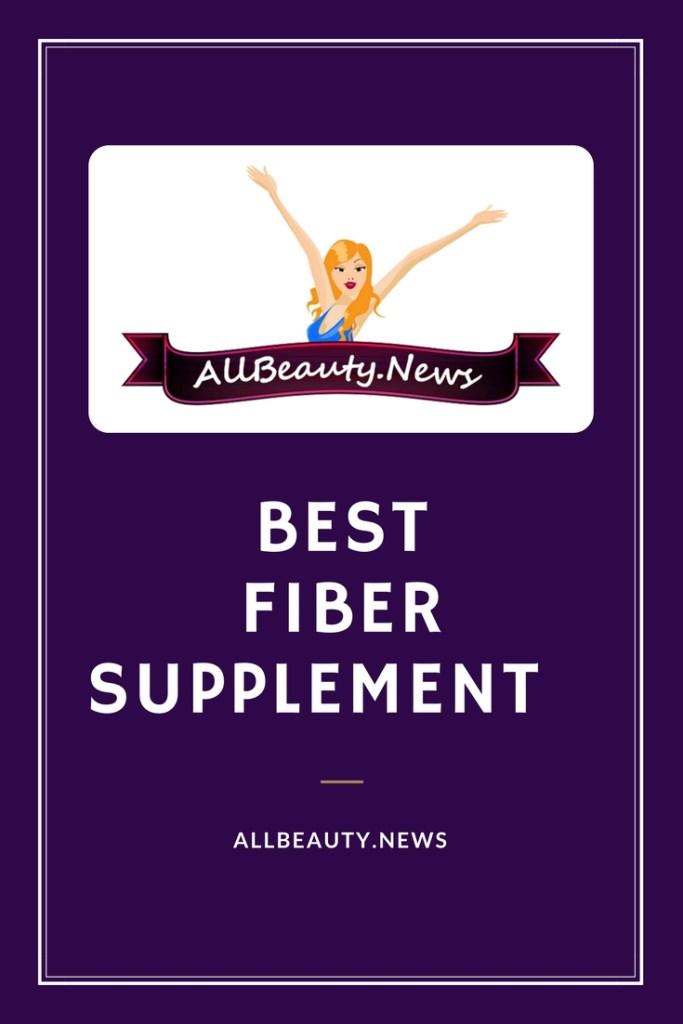 Best Fiber Supplement