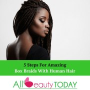 5 steps amazing box braids