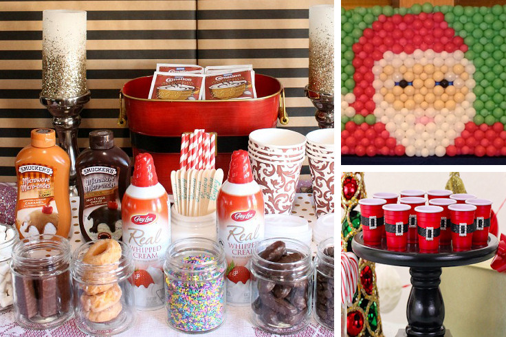 Christmas Party Ideas.9 Simply Amazing Christmas Party Ideas Allbeige