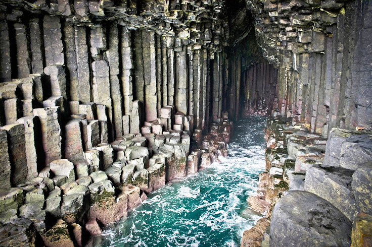 Fingal's Cave (Isle of Staffa, Scotland)