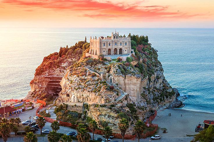 Monastery of Santa Maria dell'Isola (Tropea, Italy)