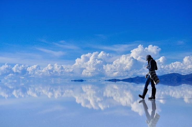 Salar de Uyuni, the World's Largest Mirror (Bolivia)
