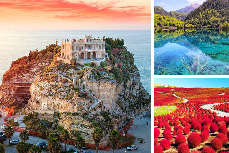 Out of the Ordinary Destinations For Your Travel Bucket List