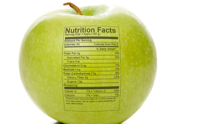 what nutrients are found in fruits