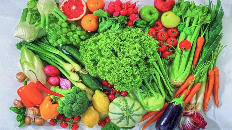 vegetables and its benefits for health