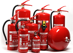 best fire extinguishers types