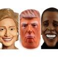 best president masks trump mask hillary mask obama mask