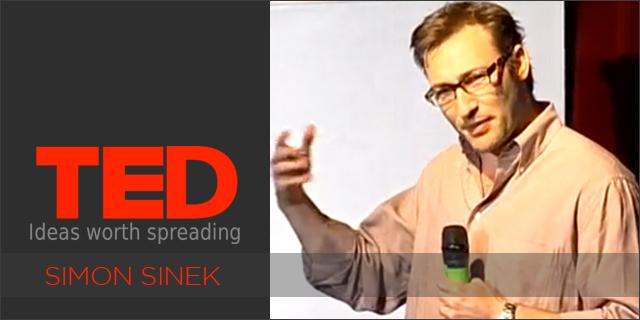 【ビジネス】あなたの会社の存在意義は?/サイモン・シネック(Simon Sinek)   TED Talk