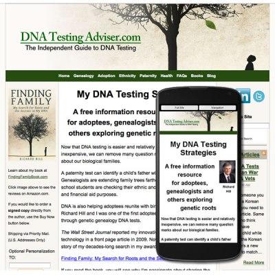 Custom website design responsive for health and nutrition