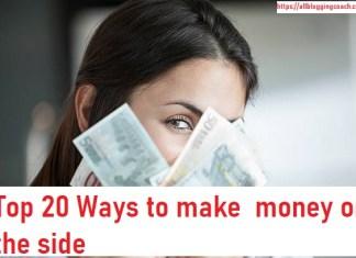 make money on the side
