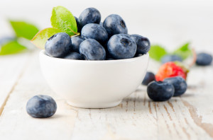 blueberries and health