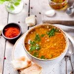 Ancient Lentil Stone Soup